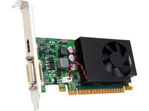 JATON GeForce GT 730 DirectX 11 1 x Dual DVI 1 x HDMI Video-PX758-DLP-EX 2GB 128-Bit DDR3 PCI Express x16 Low Profile Ready Video Graphics Card