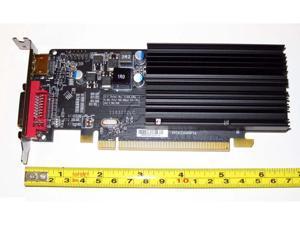OptiPlex 360 380 390 580 3010 3020 7010 7020 9010 9020 SFF DT ATI Radeon HD 5450 1GB PCI-Express 2.1 x16 HDMI+DVI Single Slot Low Profile Video Graphics Card