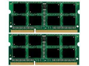 "8GB 2x4GB PC3-10600 DDR3-1333MHz 204-pin SODIMM Memory for Apple iMac 21.5"" 2.5GHz MC309LL/A"