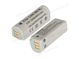 NB-9L NB9L Battery for Canon PowerShot ELPH 510 HS 520 HS 530 HS SD4500 IS