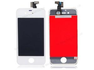 New Replacement LCD Touch Screen Digitizer Glass Assembly for iPhone 4S White