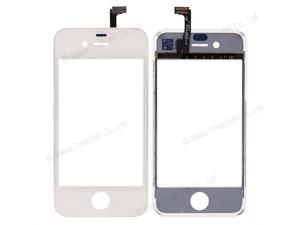 New Replacement Touch Screen Glass Digitizer w/Frame for iPhone 4 Verizon Sprint CDMA White