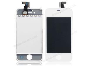 New Replacement Cost-effective LCD Touch Screen Digitizer Assembly for iPhone 4S White