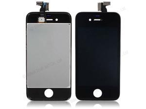 New Replacement LCD Screen Display Touch Glass Digitizer Assembly for iPhone 4S Black