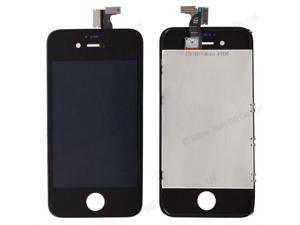 New Replacement Black Glass Touch Screen Digitizer for iPhone 4S Part