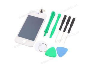 New Replacement B Type LCD Touch Screen Assy Assembly for iPhone 4S White