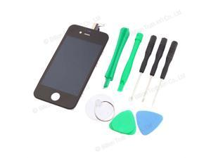 New Replacement B Type LCD Touch Screen Assy Assembly Replacement for iPhone 4S Black
