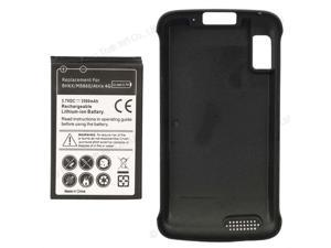 New Replacement 3500mAh Extended Battery + Back Cover Door for Motorola Atrix 4G MB860