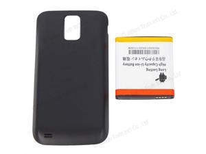 New Replacement 3600mah Extended Battery &Back Door for SamSung T-Mobile Galaxy S2 Hercules T989