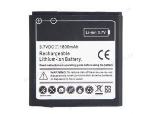 New Replacement 1800mAh Battery for HTC EVO 3D / HTC Sensation 4G XE XL Black