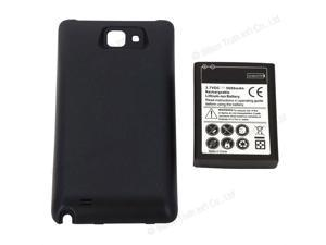 New Replacement 5000mAh Extended Battery W/Cover for SamSung Galaxy Note GT-N7000 GT-i9220