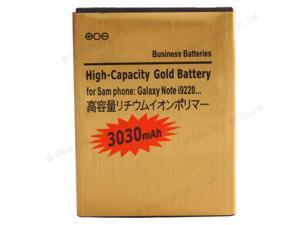 New Replacement Gold 3030mAh High Capacity Battery for SamSung Galaxy I9220 N7000
