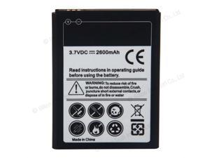 New Replacement 2600mAh Battery for Samsung Galaxy Note GT-N7000 i9220