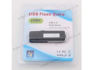 8GB Super Long USB Flash Drive Voice Recorder Digital Audio Pen with Recording