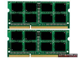 "8GB kit (2x4GB) DDR3-1066MHz PC3-8500 204-Pin SODIMM RAM Memory DDR3 1066 (PC3 8500) for MacBook Pro 13"" Aluminum Mid-2009 and 2010 (Ship from US)"