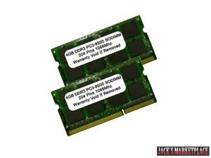 8GB 2 X 4GB DDR3 1066 (PC3 8500) DDR3-1066MHZ PC3-8500 204pin SODIMM RAM Memory FOR MAC AND PC (Ship from US)