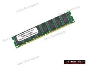 512MB 32X8 PC133 168Pin DIMM LOW DENSITY SDRAM PC Memory (Ship from US)