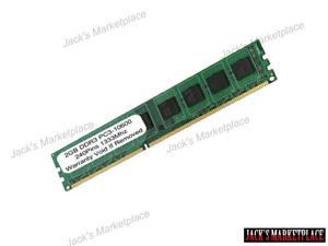 2GB PC3-10600 DDR3-1333MHz 240PIN UnBuffered DESKTOP RAM MEMORY (Ship from US)