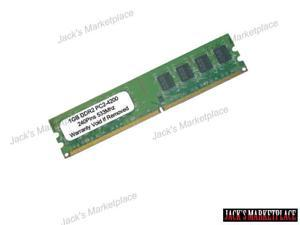 1GB PC2-4200 DDR2-533MHz 240Pin UnBuffered DIMM Desktop RAM Memory for Dell HP IBM (Ship from US)
