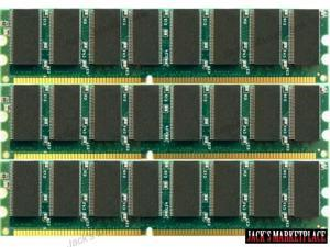 NEW 3GB (3*1GB) PC2700 DDR-333MHz 184 Pin Memory ASUS A7V600 (Ship from US)