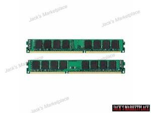 8GB KIT (4GB x 2) DDR3 PC3-10600 1333MHZ 240-pin CL9 DESKTOP MEMORY (Ship from US)