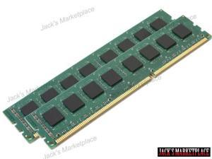 8GB (2*4GB) PC3-10600 DDR3-1333MHz 240p Non-ECC Low Density DESKTOP DIMM RAM Memory NEW (Ship from US)