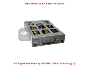 ACARD ANS-9010BA 5.25'' Dynamic SSD SATA x1 RAM Disk (Ram Modules Not Included)