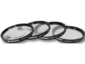 AGFA 4-Piece Close Up Macro Filter Kit 67mm (+1+2+4+10) APCUF467 [Camera]