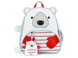 Skip Hop Zoo Backpack Set - Polar Bear