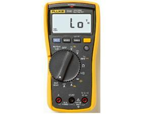 FLUKE 117C/FLUKE117C Digital Multimeter Non-Contact Voltage Electrician Multimeter F117C
