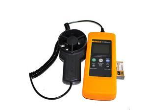 FLUKE 925 Impeller Anemometer Meter Wind Speed Air Flow Velocity Temperature F925/FLUKE925