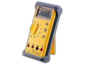 TES-2700 LCR Multimeter 3200 Count LCD with Analog Bar-graph TES2700