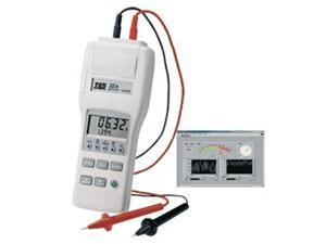 TES-32A Handheld Battery Capacity Tester Meter 0-500AH with DCV Resistance Measurement RS232 TES32A