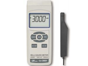 LUTRON GU-3001 Precision AC-DC Gauss Meter EMF Tester GU3001.