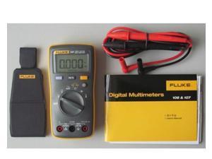 FLUKE 107 F107 Palm-sized Digital Multimeter Pocket Multimeter with Smart Strap F-107.