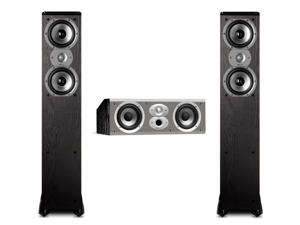 Polk Audio TSi 300 Floorstanding Speaker, CSi3 Center Channel Speaker package