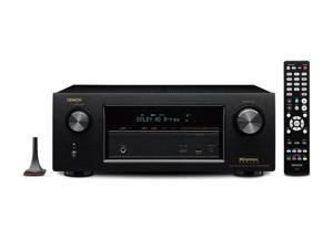 Denon AVR-X3100W 7.2 IN-Command Receiver with HEOS Link