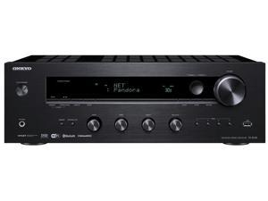 Onkyo TX-8140 Network Stereo Receiver with Built-In WiFi & Bluetooth