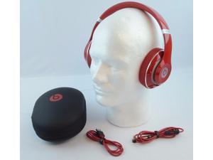 Beats by Dr. Dre Red STUDIO2WIRELESSR STUDIO 2 WIRELESS HEADPHONES