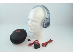Beats by Dr. Dre Metalic Silver STUDIO2WIRELESSMS STUDIO 2 WIRELESS HEADPHONES