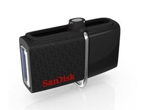 SanDisk   SDDD2-16G  OTG Dual USB 3.0 Micro Flash Thumb Drive Memory  for Android smartphone tablet