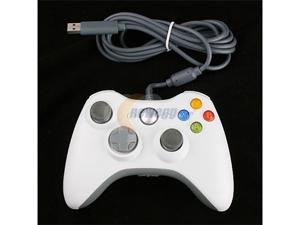 High Quality USB Wired Controller for Microsoft Xbox 360 XBOX360 OEM White