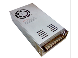 S-400-24 AC 110-220V DC 24V 17A 400W Regulated Switching Power Supply