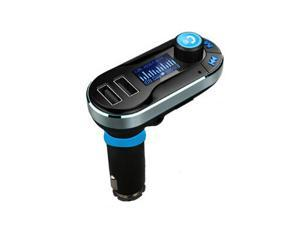 Car Kit Hands-free Bluetooth Modulator Car FM Transmitter USB Car Charger