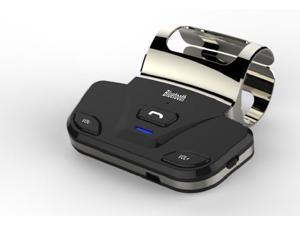 Bluetooth Speakerphone Steering Wheel In-car Hands-free Bluetooth Car kit