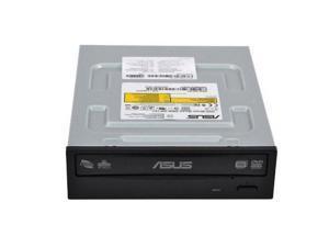 Asus 24X Internal SATA CD DVD RW Dual Layer Burner Re-Writer PC Desktop Drive
