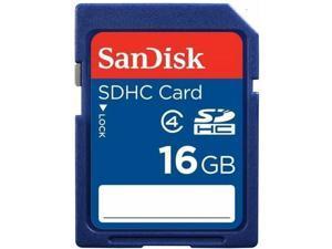 SanDisk 16G 16GB SD SDHC  SDXC  Secure Digital Card class 4 Flash Memory