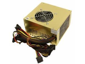 New 680W 20 24 pin ATX PC N-ew 2 Fans Power Supply SATA PCI-E for INTEL i3/i5/i7 Vista