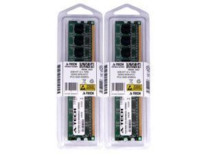Atech 2GB Kit Lot 2x 1GB PC2-3200 3200 DDR2 DDR-2 400mhz 400 Desktop Memory RAM