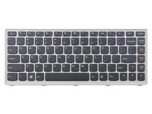New laptop replacement keyboard for Lenovo Lenovo IdeaPad U410 25203730 25-203730 25208924 25-208924  AELZ8U01110 9Z.N7GSQ.401 T3C1-US Series  US  layout Black color